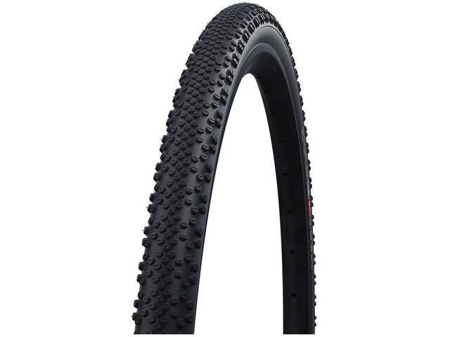 """SCHWALBE G-One Bite Super Ground Evolution Folding Tyre 27.5x2.10"""" TLE E-25 Addix Speedgrip, black"""